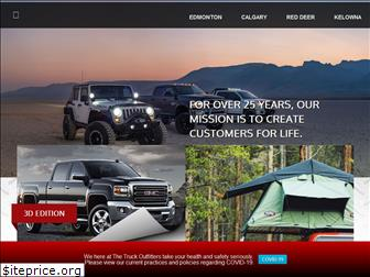 thetruckoutfitters.com