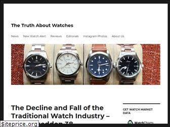 thetruthaboutwatches.com