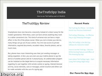 thetruthspy.co.in