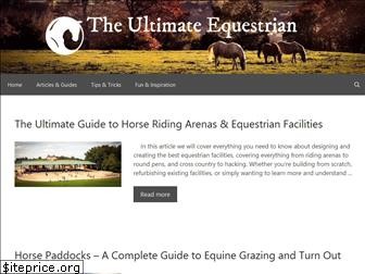 theultimateequestrian.com