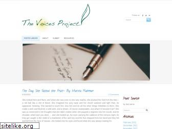 thevoicesproject.org