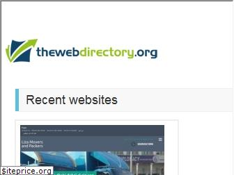 thewebdirectory.org