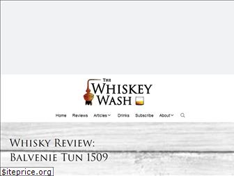 thewhiskeywash.com