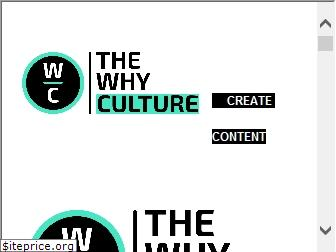 thewhyculture.com