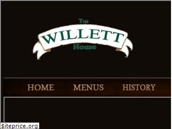 thewilletthouse.com