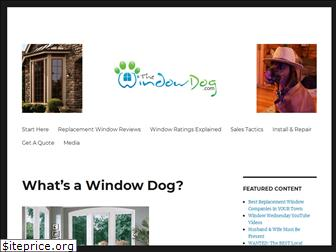 thewindowdog.com