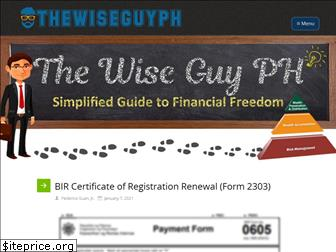 thewiseguyph.com