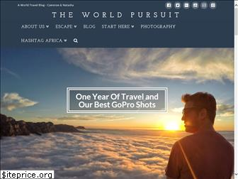 theworldpursuit.com