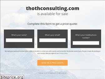 thothconsulting.com