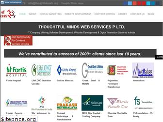 thoughtfulminds.org