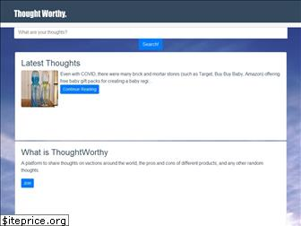 thoughtworthy.info