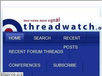 threadwatch.org