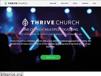 thrivechurch.me