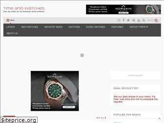 timeandwatches.com