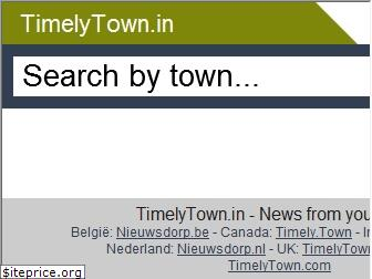 timelytown.in
