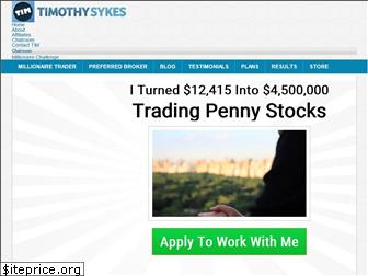 timothysykes.com