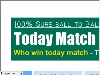 todaymatchpreview.com
