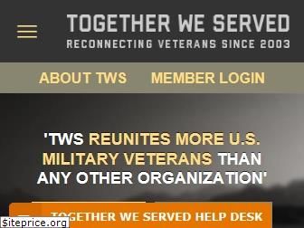 togetherweserved.com