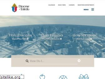 toledodiocese.org