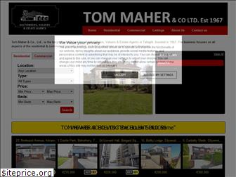 tommaher.ie