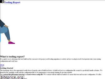 tooling.report