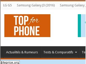 top-for-phone.fr