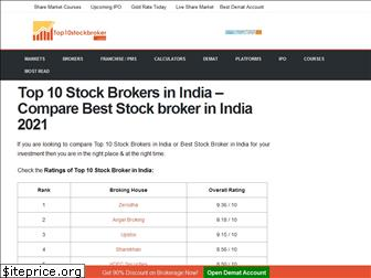 top10stockbroker.com