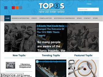top5s.co.uk