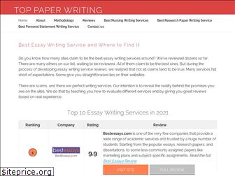 topaperwritingservices.com