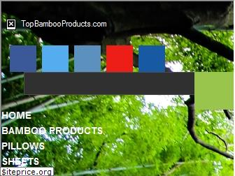 topbambooproducts.com