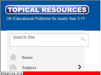 topical-resources.co.uk