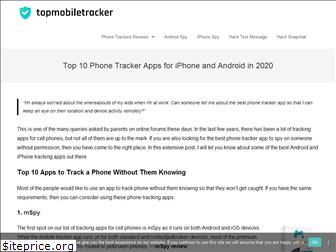 topmobiletracker.com