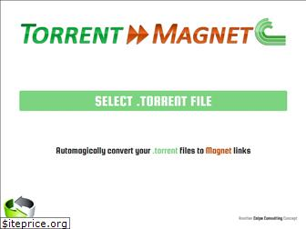 torrent2magnet.com