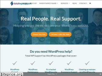 totalwpsupport.com