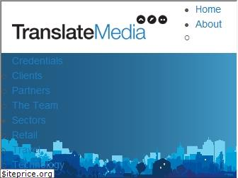 translatemedia.com