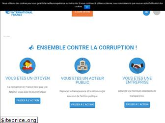 transparency-france.org