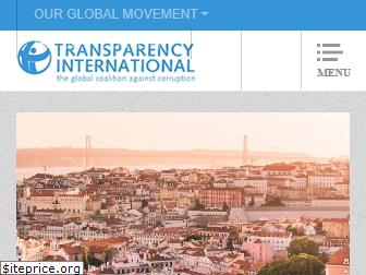 transparency.org