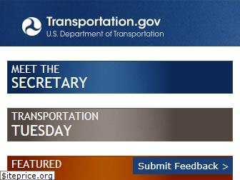 transportation.gov