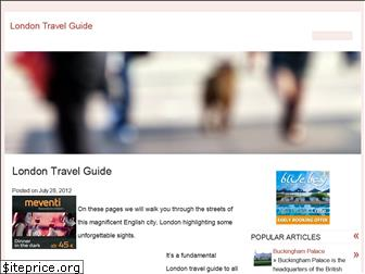 www.travel-london.org website price