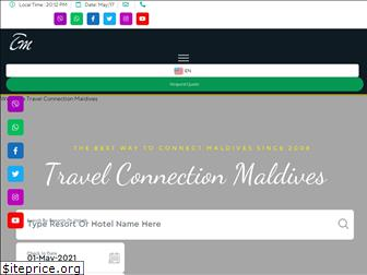 travelconnectionmaldives.com