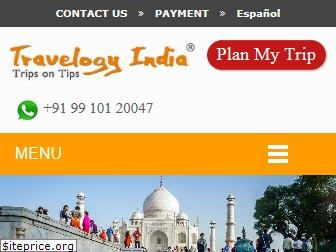travelogyindia.com