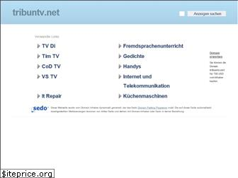 www.tribuntv.net website price