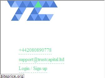 www.trustcapital.ltd website price