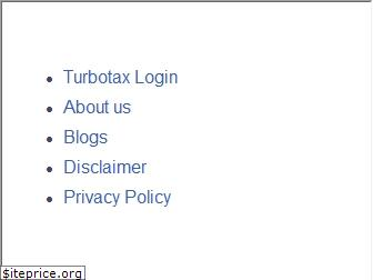 www.turbotaxlogin.support website price