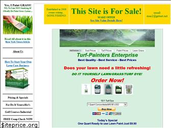 www.turfpainter.com website price
