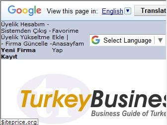 turkeybusiness.com