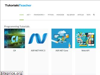 tutorialsteacher.com