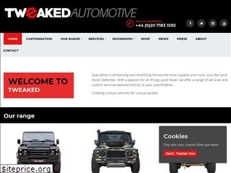 tweakedautomotive.com