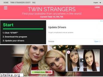 www.twinstrangers.net website price