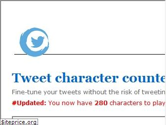twitter-character-counter.com